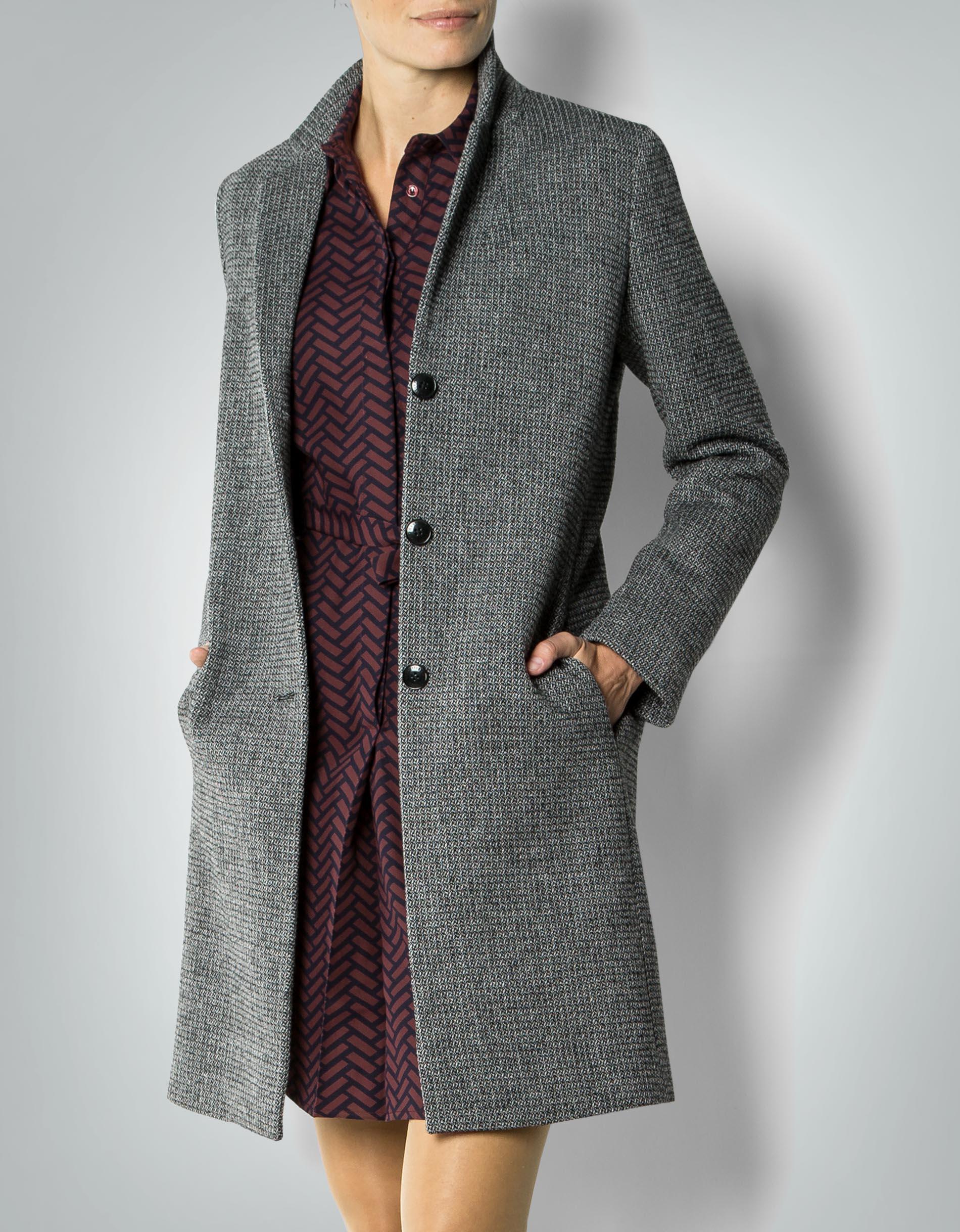 finest selection 58939 a53a4 Gant Damen Mantel aus Wolle mit Halbfutter empfohlen von ...