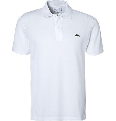 Artikel klicken und genauer betrachten! - Polo-Shirt in Slim Fit aus Baumwoll-Piqué von LACOSTE Ein ultimativer Klassiker - von Sport und Freizeit inspiriert. Modisch schmal geschnitten und in hervorragender Baumwoll-Piqué-Qualität ist dieses Polo-Shirt ein unverzichtbares Basic für den modernen, urbanen Mann.   im Online Shop kaufen