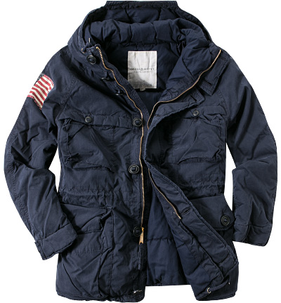 DENIM&SUPPLY Parka M35-DS035/DS095/A4EOC