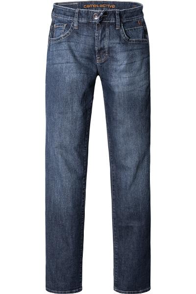 jeans woodstock regular fit baumwoll stretch blau von. Black Bedroom Furniture Sets. Home Design Ideas