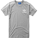 adidas ORIGINALS T-Shirt grey AB7605