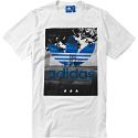 adidas ORIGINALS T-Shirt white AB9555