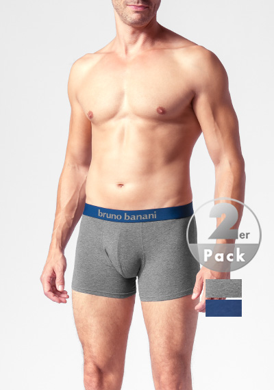bruno banani Shorts Flowing 2erPack 2201/1388/1822