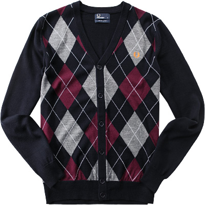 Fred Perry Cardigan K7258/429