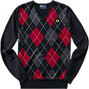 Fred Perry V-Pullover K7257/429