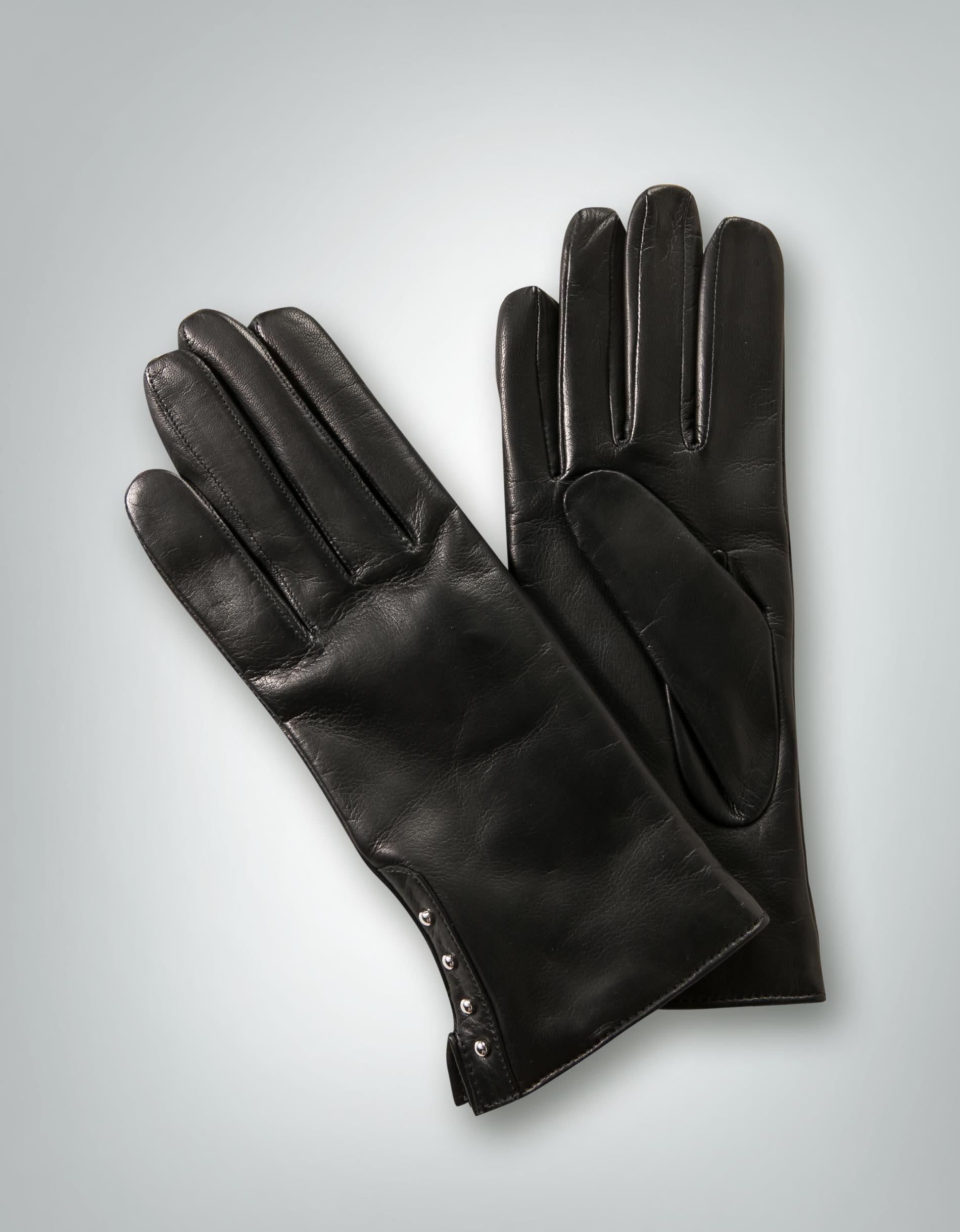 roeckl damen handschuhe mit nietenverzierung empfohlen von. Black Bedroom Furniture Sets. Home Design Ideas