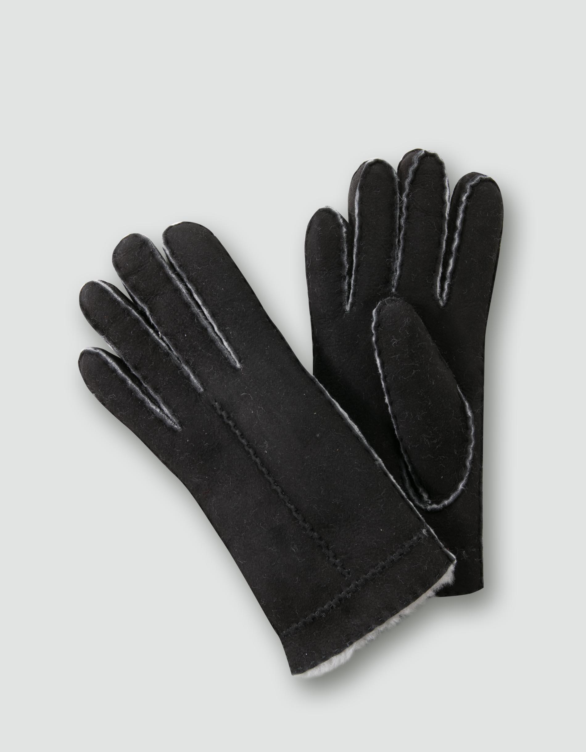 roeckl damen handschuhe mit lammfell futter empfohlen von. Black Bedroom Furniture Sets. Home Design Ideas