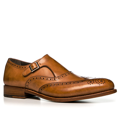 Prime Shoes 15252 cognac crust