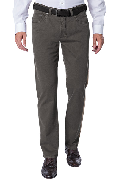 GARDEUR Herringbone Cotton Str. NEVIO-1/41075/97