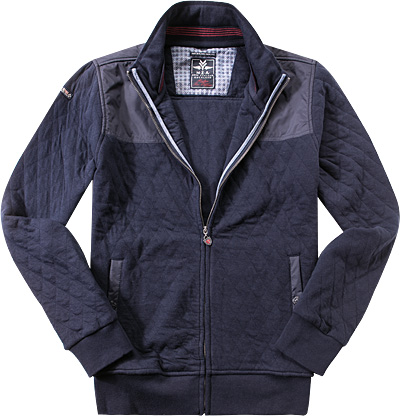 N.Z.A. Sweat-Cardigan 15GN307/navy