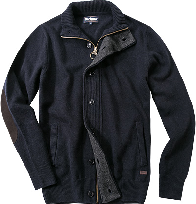 Barbour Patch Zip Thru MKN0731NY91