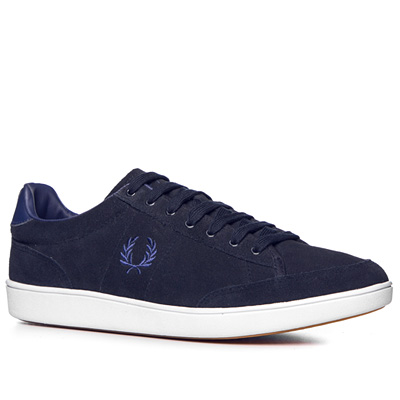 Fred Perry Hopman Suede B6283/386