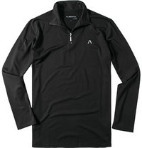 Alberto Golf Zip-Shirt Henry