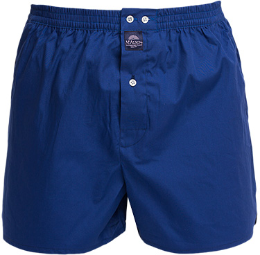 MC ALSON Boxer-Shorts 0101/blau