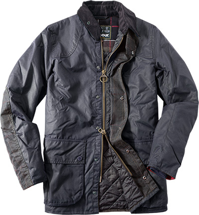 Barbour Jacke Digby Wax MWX0893NY92