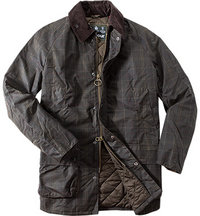 Barbour Jacke Hemming Wax