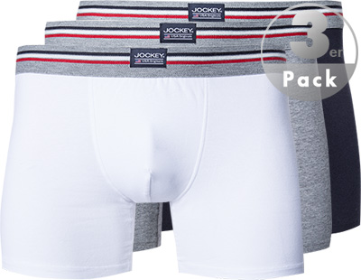 Jockey Boxer Trunk 3er Pack 17301733/499