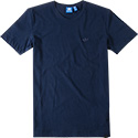 adidas ORIGINALS T-Shirt navy AB7578