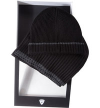 Strellson Premium Mütze + Schal