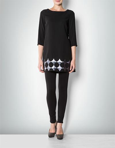 liu jo damen kleid mit pailettenbesatz empfohlen von. Black Bedroom Furniture Sets. Home Design Ideas