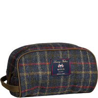 Barbour Tweed Wash Bag