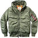 ALPHA INDUSTRIES Jacke MA-1 158104/01