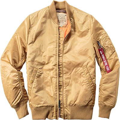 ALPHA INDUSTRIES Jacke MA-1 VF 59 191118/145