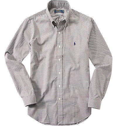ralph lauren hemd custom fit