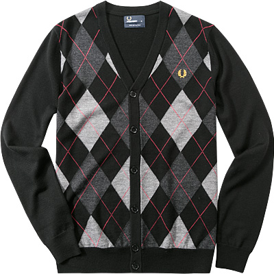 Fred Perry Cardigan K7258/236