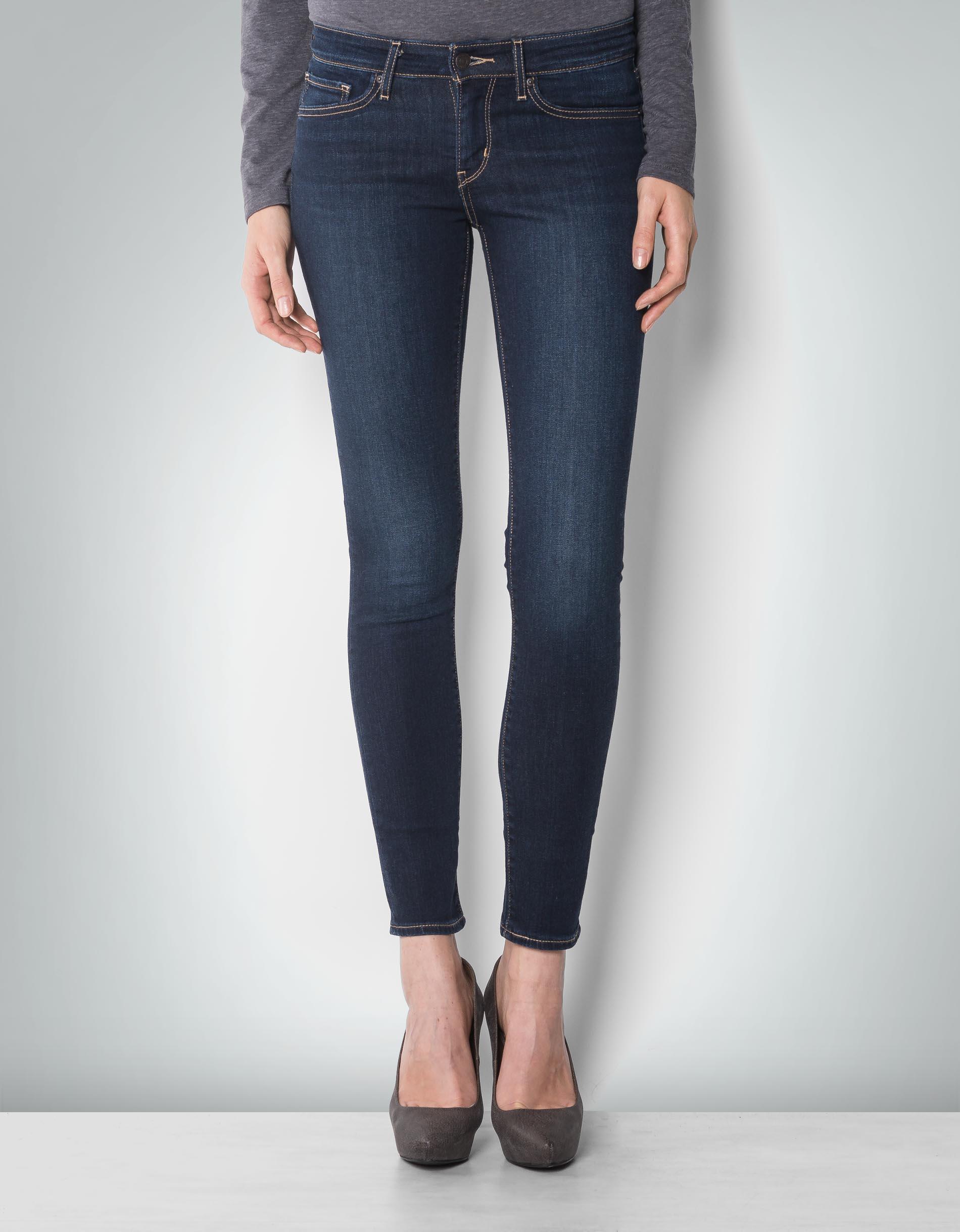levi 39 s damen skinny daytrip jeans im fit empfohlen von deinen schwestern. Black Bedroom Furniture Sets. Home Design Ideas