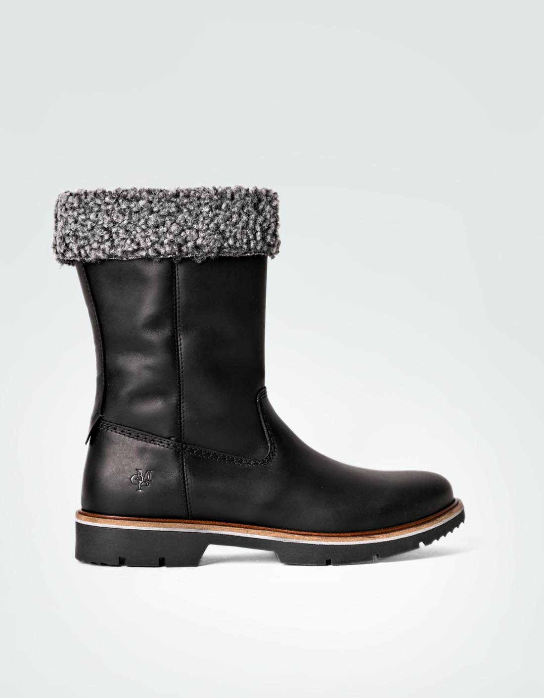 marc o 39 polo damen boots mit kunstfell futter empfohlen von. Black Bedroom Furniture Sets. Home Design Ideas