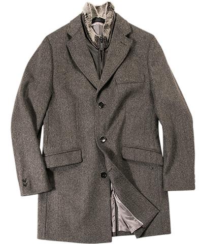 bugatti mantel braun grau g nstig schnell einkaufen. Black Bedroom Furniture Sets. Home Design Ideas