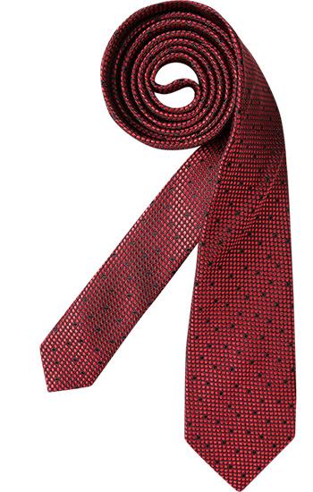 lanvin krawatte in rot. Black Bedroom Furniture Sets. Home Design Ideas