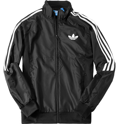 adidas ORIGINALS Jacke black AB9712