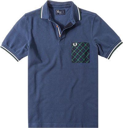 Fred Perry Polo-Shirt M7389/544