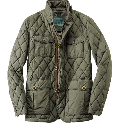 Henry Cotton's Steppjacke 4136750/69221/839