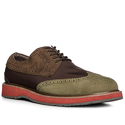 SWIMS Barry Brogue 21251/brown-brick
