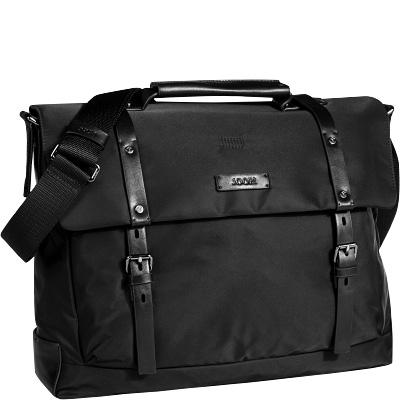 Nylon Kreon Flap Bag
