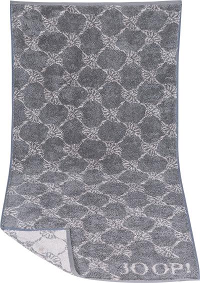 handtuch x cm grau gemustert von joop bei. Black Bedroom Furniture Sets. Home Design Ideas