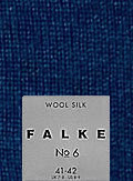 Falke Luxury Socke 3er Pack No.6 14451/6000