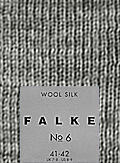 Falke Luxury Socke 3er Pack No.6 14451/3388