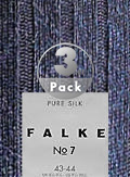 Falke Merino Wool Socken No.7 3er Pack 14449/6370