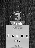 Falke Merino Wool Socken No.7 3er Pack 14449/3080