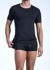 Olaf Benz T-Shirt schwarz