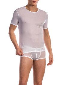 Olaf Benz T-Shirt weiß