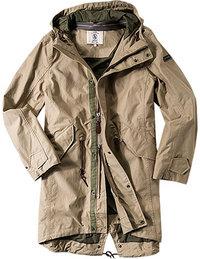 Aigle Jacke Cascaid beige