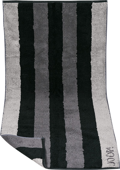joop duschtuch in grau. Black Bedroom Furniture Sets. Home Design Ideas