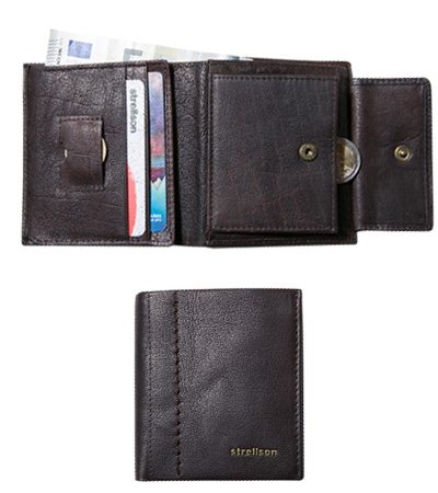 Strellson Walker BillFold 4010001795/702