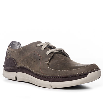 Clarks Trikeyon Fly brown 26115201G