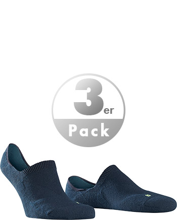 Falke Cool Kick Invisible 3er Pack 16601/6120